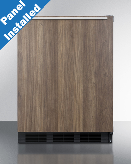 CT663BKBIWP1ADA Refrigerator Freezer Front