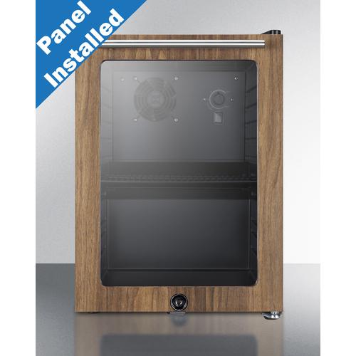 SCR114LWP1 Refrigerator Front