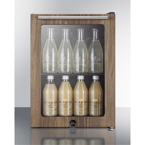 SCR114LWP1 Refrigerator Full