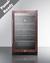 SCR1841BPNRADA Refrigerator Front