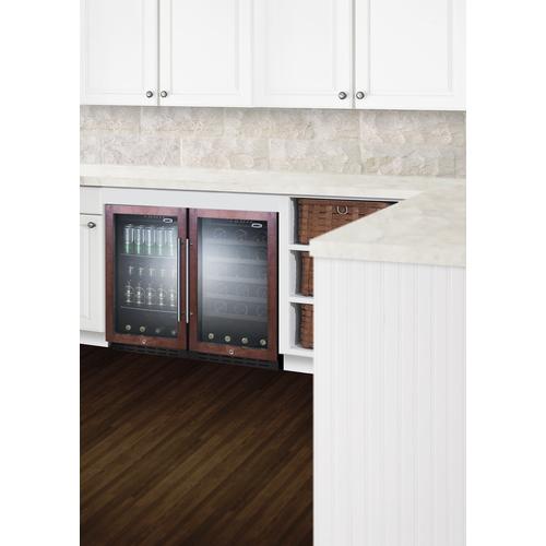 SCR1841BPNRADA Refrigerator Set