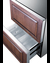 SPRF2D5PNR Refrigerator Freezer Detail