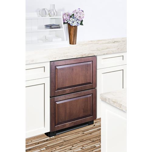 SPRF2D5IMPNR Refrigerator Freezer Set