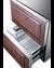 SPRF2D5IMPNR Refrigerator Freezer Detail
