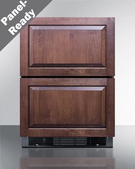 SPRF2D5IMPNR Refrigerator Freezer Front