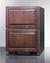 SPRF2D5IMPNR Refrigerator Freezer Angle