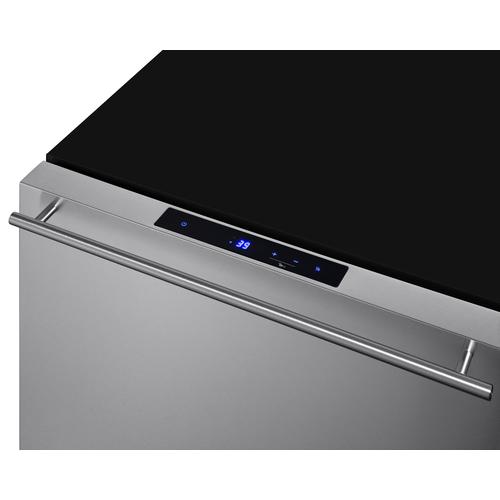 FF1DSS Refrigerator Detail