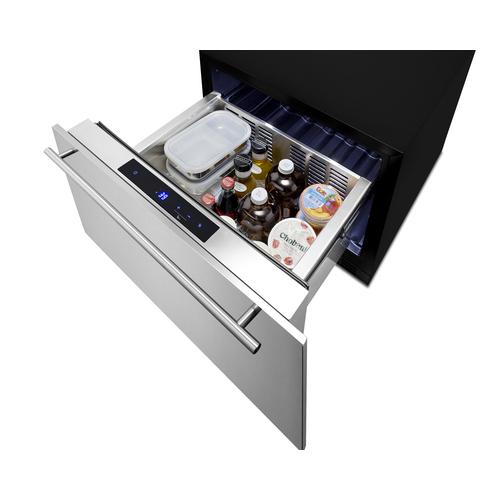 FF1DSS24 Refrigerator Full