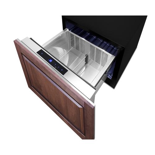 FF1DSS24 Refrigerator Open