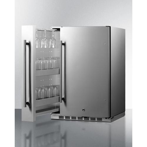 FF19524 Refrigerator Full