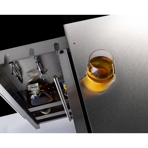 FF19524 Refrigerator Detail