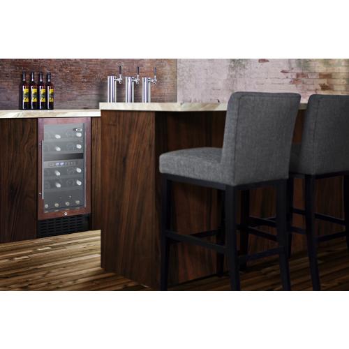 SWC182ZPNR Wine Cellar Set