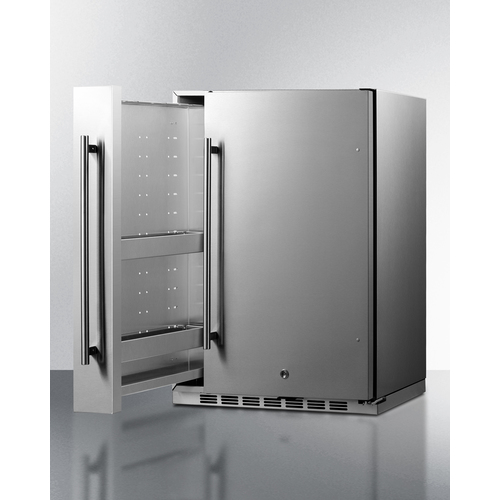 SPR196OS24 Refrigerator Open