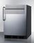FF7BKSSTBSR Refrigerator Angle