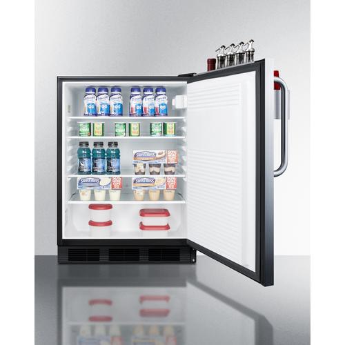 FF7BKSSTBSR Refrigerator Full
