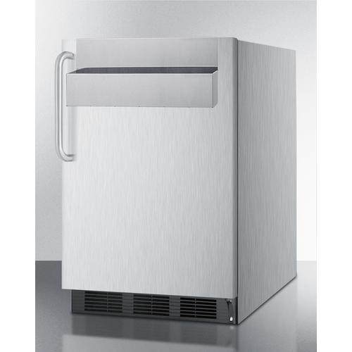 SPR7BOSSTSR Refrigerator Angle