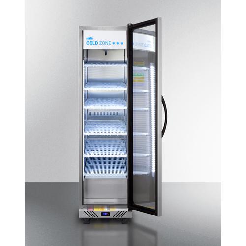 SCR1104RH Refrigerator Open