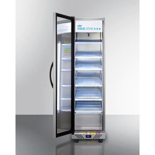 SCR1105LH Refrigerator Open