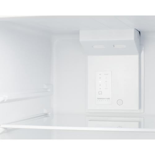 FF102PL Refrigerator Freezer Detail