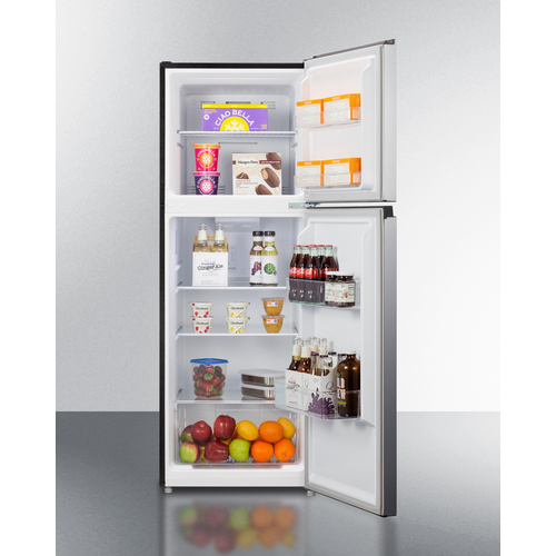 FF102PL Refrigerator Freezer Full
