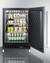 SCR610BLSDRI Refrigerator Full
