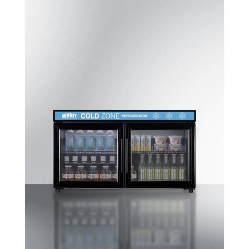 SCR3502D Refrigerator Full