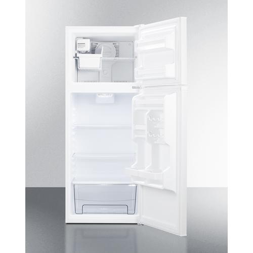 FF1091WIM Refrigerator Freezer Open