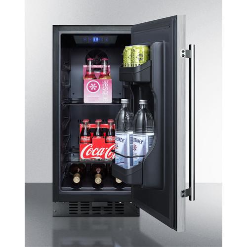 SPR316OSCSS Refrigerator Full