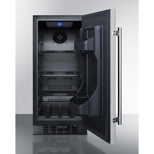 SPR316OS Refrigerator Open