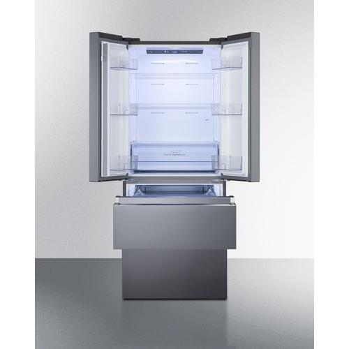 FDRD152PL Refrigerator Freezer Open