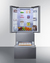 FDRD152PL Refrigerator Freezer Full