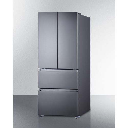 FDRD152PL Refrigerator Freezer Angle