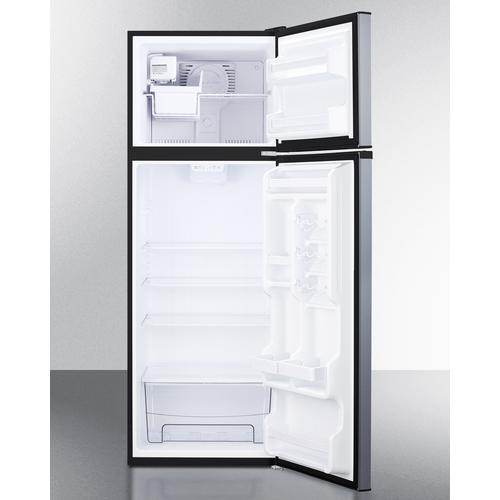 FF1293SSLIM Refrigerator Freezer Open