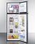 FF1293SSLIM Refrigerator Freezer Full