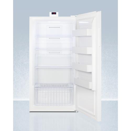 FFUR19 Refrigerator Open
