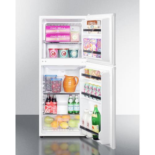 FF711ES Refrigerator Freezer Full
