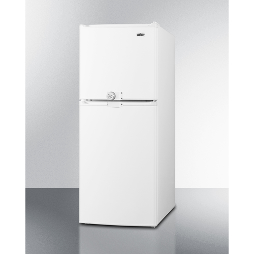 FF711ESLLF2 Refrigerator Freezer Angle