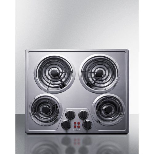 CR4SS24 Electric Cooktop Front