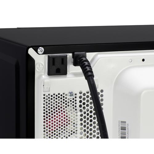 SM903BSA Microwave Detail