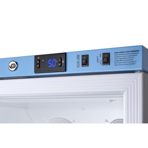 ARG18PV Refrigerator Controls