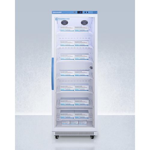 ARG18PV Refrigerator Full