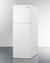 FF101W Refrigerator Freezer Angle