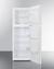 FF101W Refrigerator Freezer Open