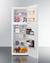 FF101W Refrigerator Freezer Full