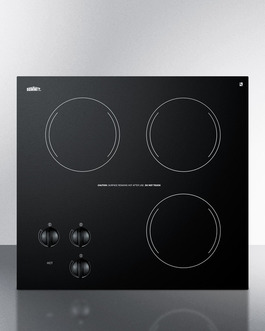 CR3240 Electric Cooktop Front