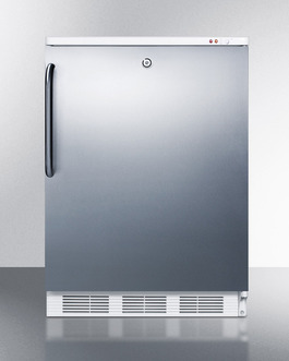 VT65MLSSTB Freezer Front