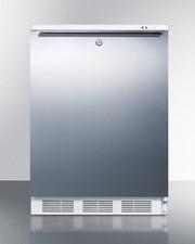 VT65MLBISSHH Freezer Front