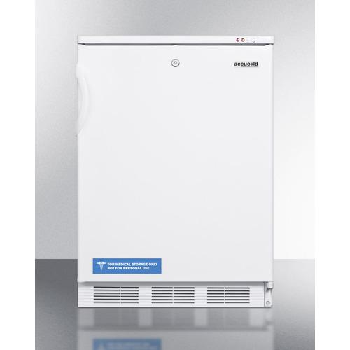 VT65ML Freezer Front