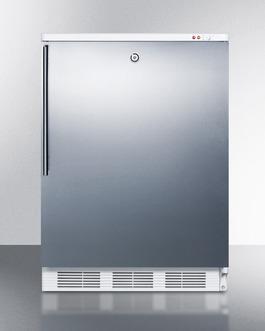 VT65MLBISSHV Freezer Front
